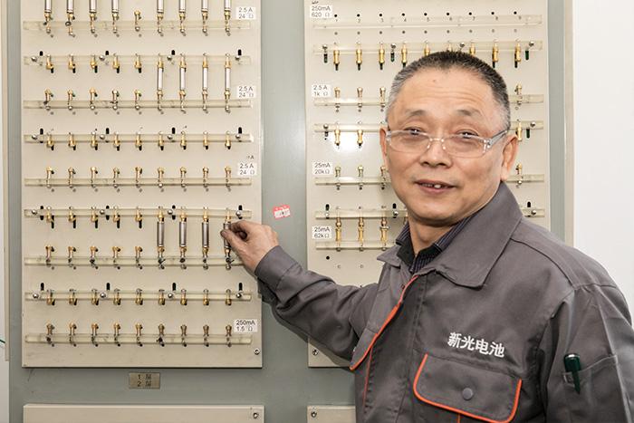 Ingeniero Sr. Yan